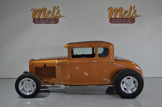 Ford coupe 5 window 1930 s ld mel 39 s garage for Garage ford belley 01