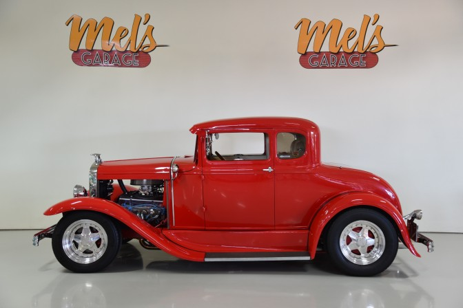 Ford 5 window coupe 1930 s ld mel 39 s garage for Garage ford belley 01