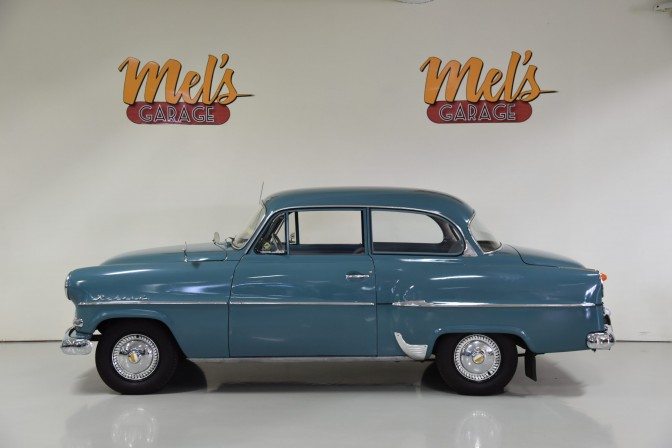 1956 mel 39 s garage for Garage opel bouc bel air