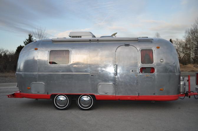 Airstream | Mel's Garage – Classic Cars & Coffee Shop