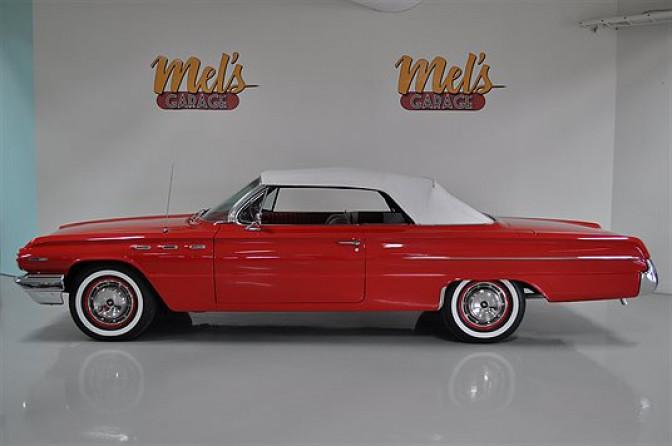 Buick Invicta Convertible 1962-SÅLD!