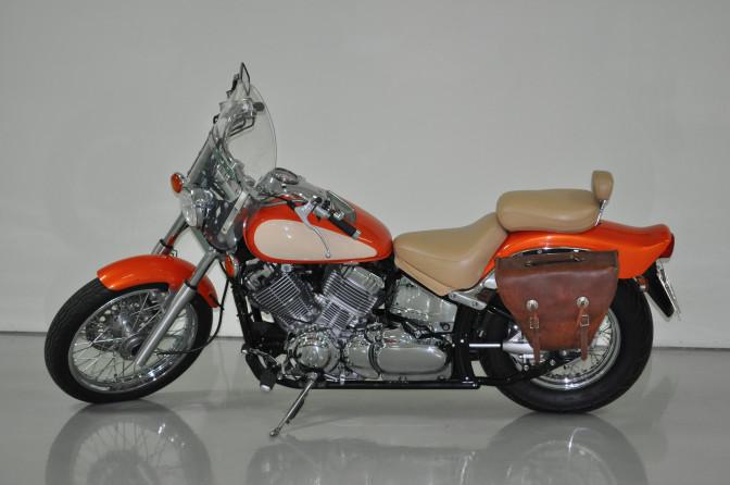 Yamaha XVS 650 4VR 1998-SÅLD!