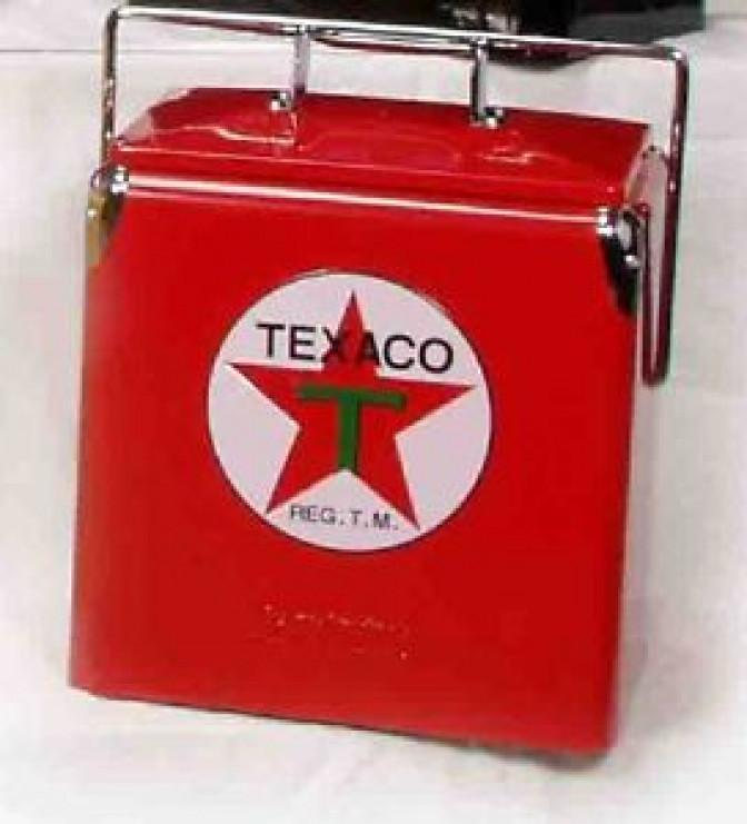 Picnic Cooler Texaco