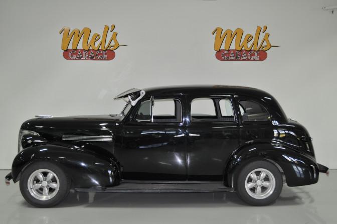 Chevrolet Master DeLuxe 1939-SÅLD!