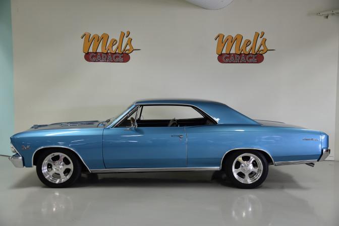 Chevrolet Chevelle Malibu SS Clone 1966-SÅLD!