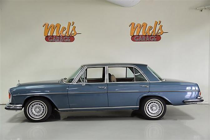 Mercedes-Benz 300 SEL 3,5L V8 Sedan 1971-SÅLD!