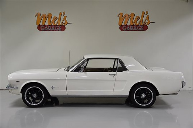 Ford Mustang 2-dr HT Coupe 1964-1/2-SÅLD!