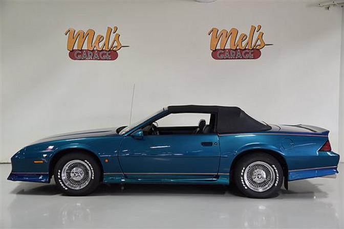 Chevrolet Camaro RS Convertible 1992-SÅLD!
