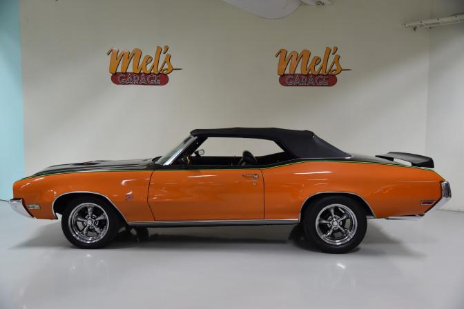 Buick GS Convertible Clone 1972-SÅLD!