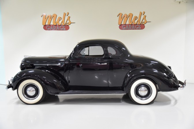 Plymouth Modell P6 Business Coupe DeLuxe 1938-SÅLD!