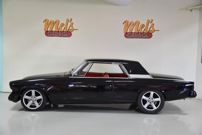Studebaker Gran Turismo Hawk 2-dr ht 1962-SÅLD!
