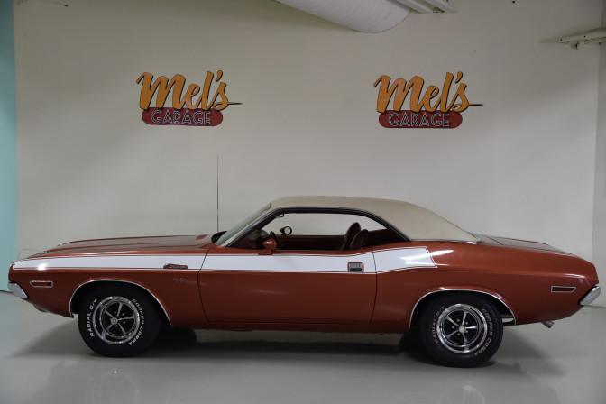 Dodge Challenger 1970-SÅLD!
