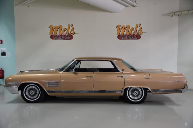Buick Wildcat Four-Door Hardtop 1964-SÅLD!