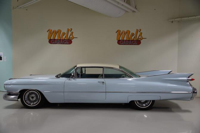 Cadillac Coupe de Ville 1959-SÅLD!