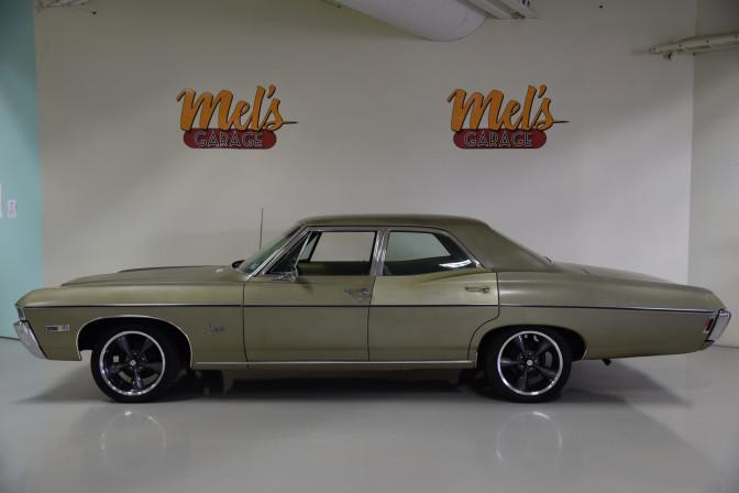 Chevrolet Impala 4-dr Sedan 1968-SÅLD!