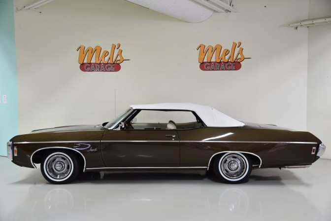 Chevrolet Impala Convertible 1969-SÅLD!