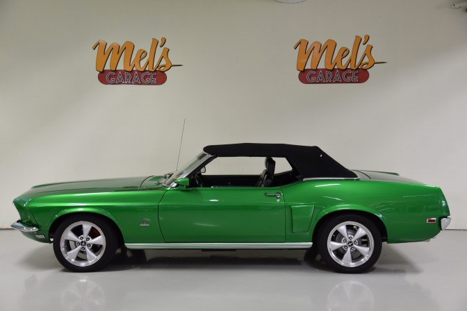 Ford Mustang Convertible 1969-SÅLD!