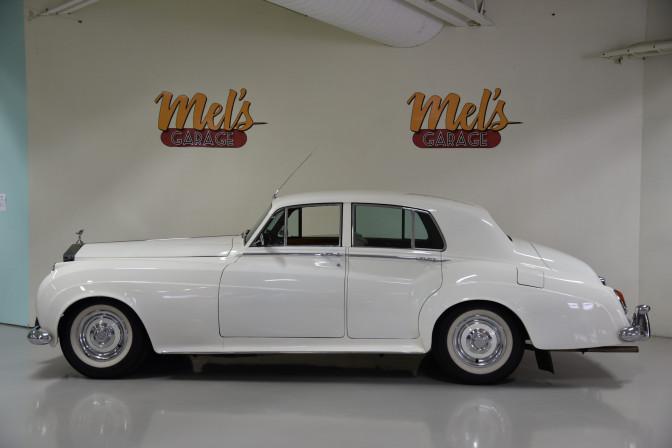 Rolls Royce Silver Cloud II 1960-SÅLD!