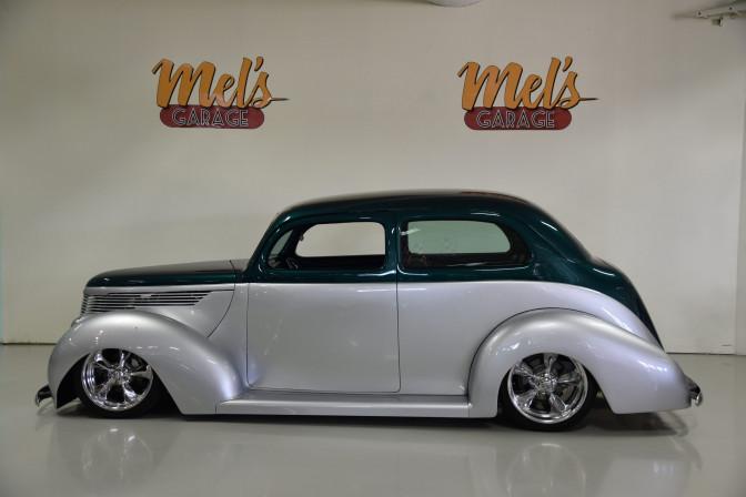Ford Tudor 1938-SÅLD!