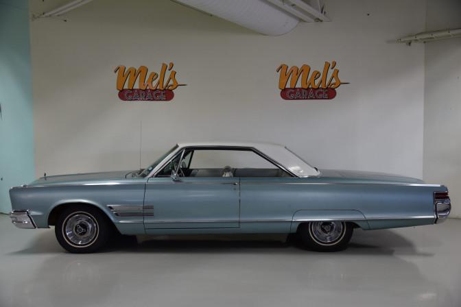 Chrysler 300 2-dr ht Coupe 1966-SÅLD!
