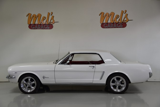 Ford Mustang Coupe 1964 ½-SÅLD!
