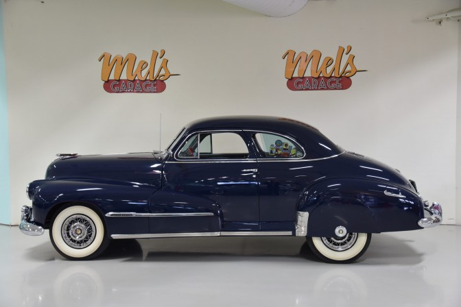 Oldsmobile series 66 Special Club Coupe 1947-SÅLD!