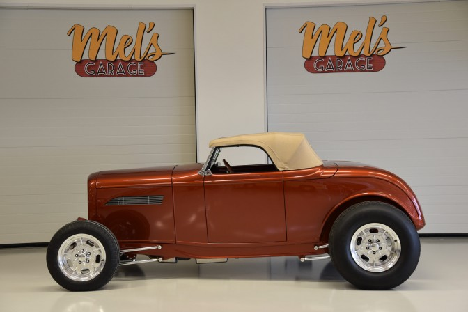 Ford Dearborn Deuce High Boy Roadster 1932-SÅLD!