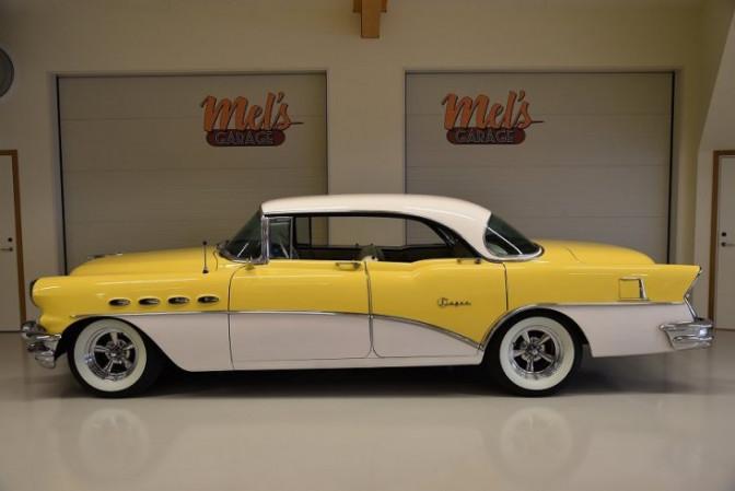 Buick Super Riviera 4-dr HT 1956-SÅLD!