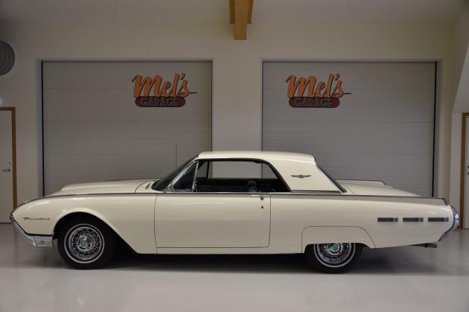 Ford Thunderbird 2-dr Hardtop 1962-SÅLD!