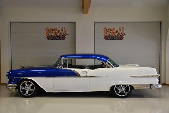 Pontiac Star Chief Custom Catalina 2-dr ht 1956-SÅLD!