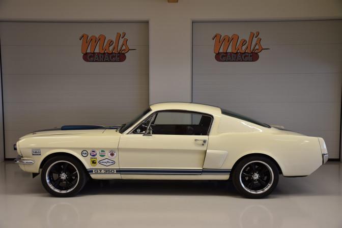 Ford Mustang Fastback 1965-SÅLD!