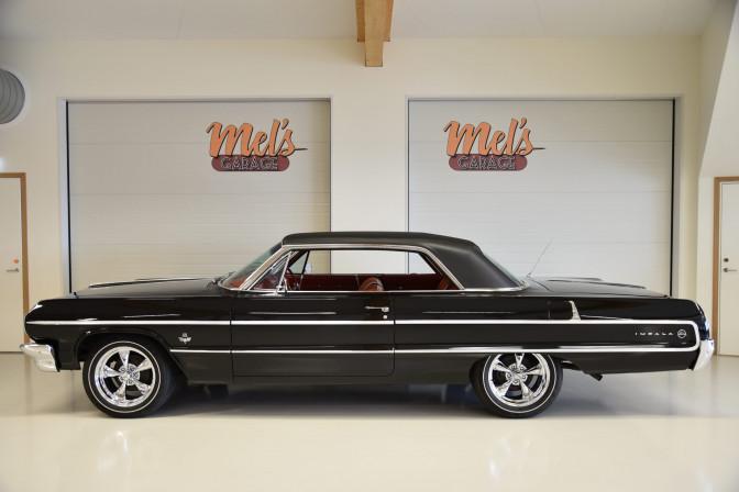 Chevrolet Impala 2-dr HT Sport Coupe 1964-SÅLD!