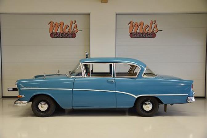 Opel Rekord 1500 1959-SÅLD!
