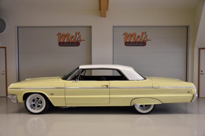 Chevrolet Impala SS 2-dr ht 1964-SÅLD!