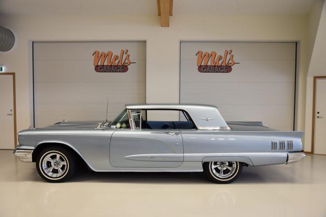 Ford Thunderbird 2-dr ht 1960-SÅLD!