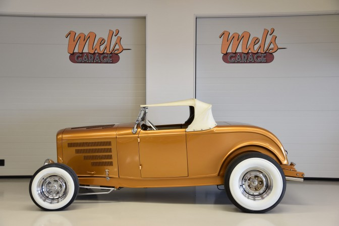 Ford Roadster 1932/2010-SÅLD