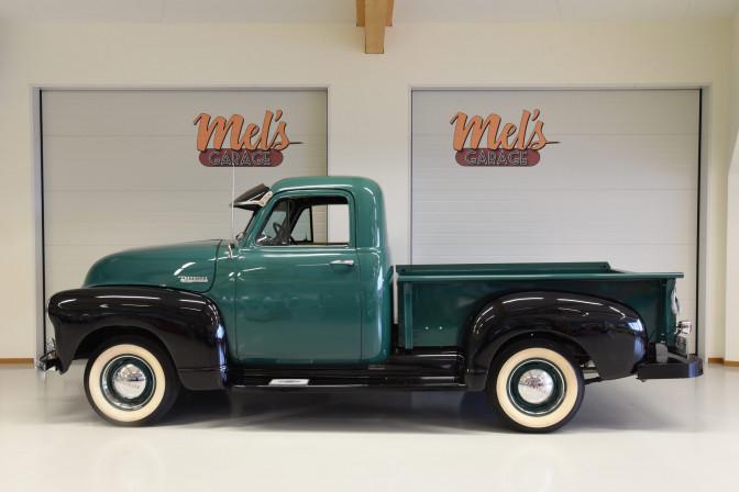 Chevrolet 3100 Pickup 1952-SÅLD!