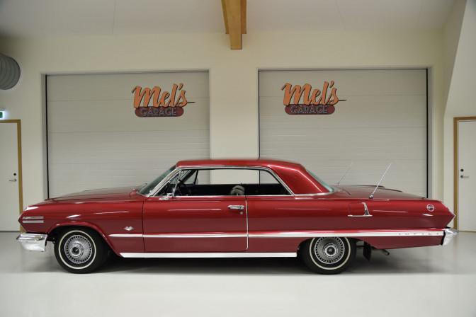 Chevrolet Impala 2-dr ht Sport Coupe 1963 – SÅLD!