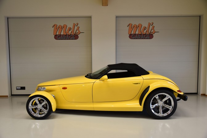 Plymouth Prowler Convertible 2000-SÅLD