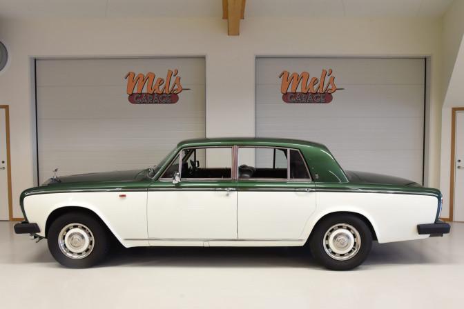 Rolls Royce Silver Shadow II 1978