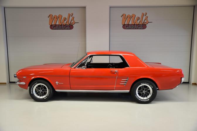 Ford Mustang HT 1966-SÅLD!