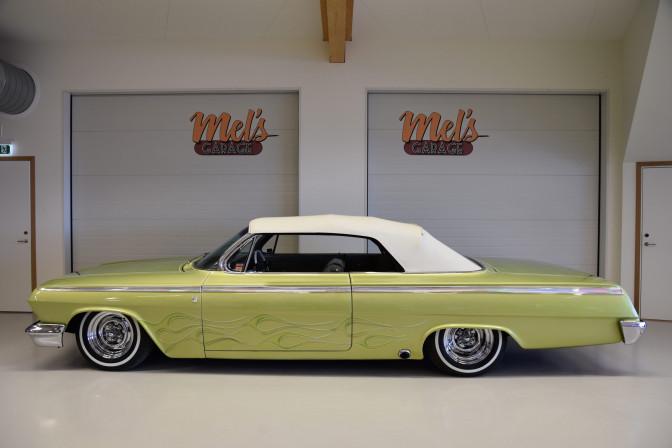Chevrolet Impala Convertible 1962-SÅLD!