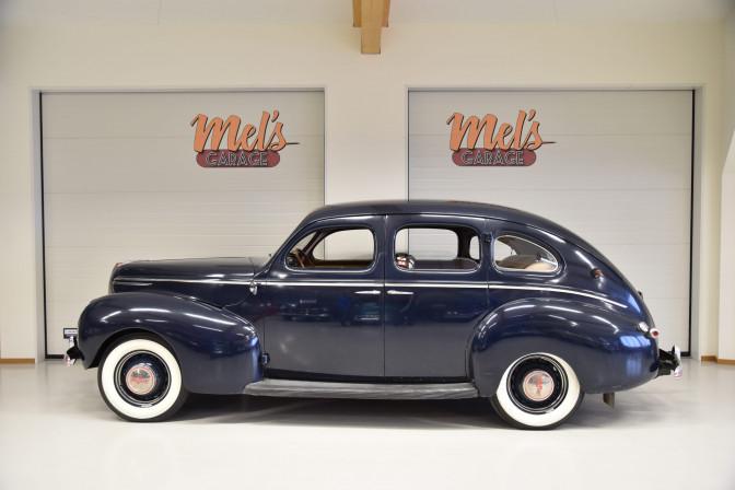 Mercury 8 Town Sedan 1939-SÅLD!