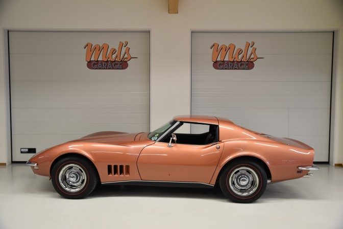 Chevrolet Corvette Coupe C3 1968-SÅLD!