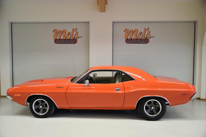Dodge Challenger 1972-SÅLD!