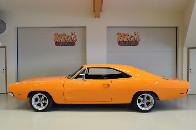 Dodge Charger 1969-SÅLD!