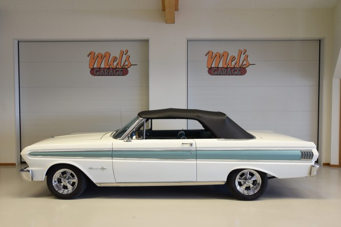 Ford Falcon Sprint Convertible 1964-SÅLD!