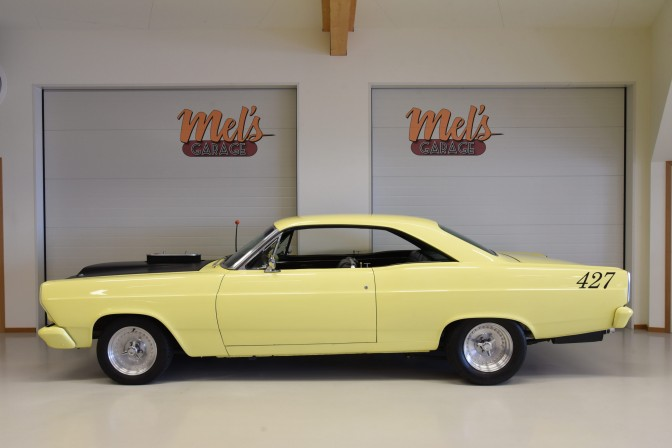 Ford Fairlane GT 2-dr HT 1966