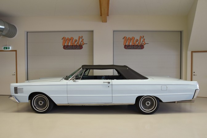 Mercury Monterey 2 door Convertible 1965-SÅLD!