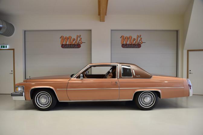 Cadillac Coupe DeVille 1978-SÅLD!